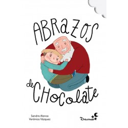 Abrazos de chocolate